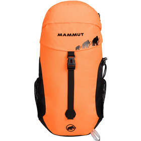 Mammut First Trion Sac à dos 18l Enfant, safety orange/black
